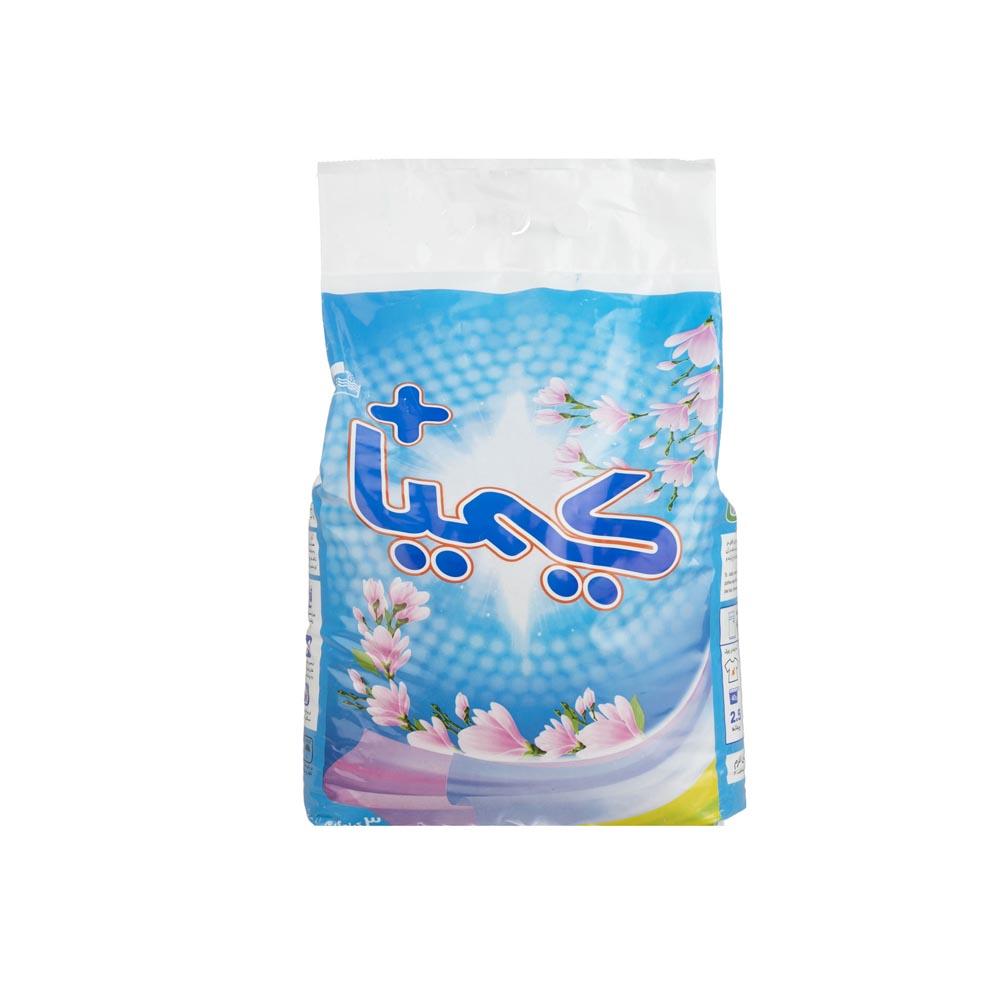 پودر دستی رخت شویی کیمیا کد 01 مقدار 3 کیلوگرم