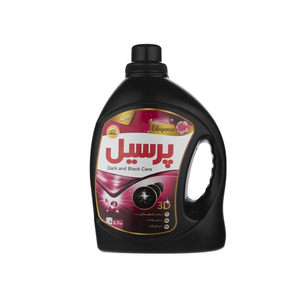 مایع لباسشویی مشکین شوی پرسیل مقدار 2.7 کیلوگرم