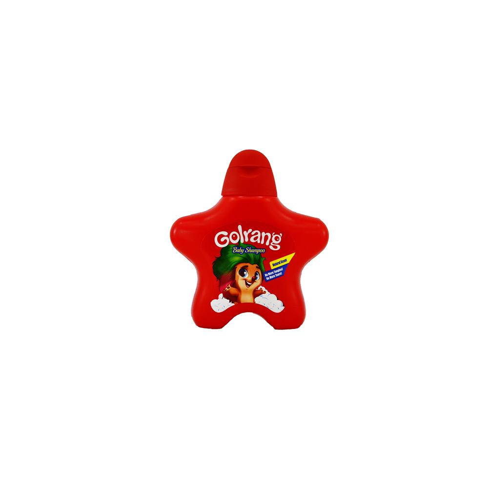 شامپو کودک گلرنگ مدل Star مقدار 210 گرم