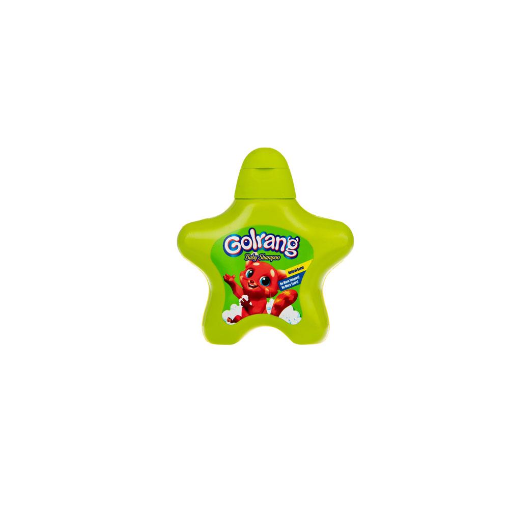 شامپو کودک گلرنگ مدل 001 مقدار 210 گرم