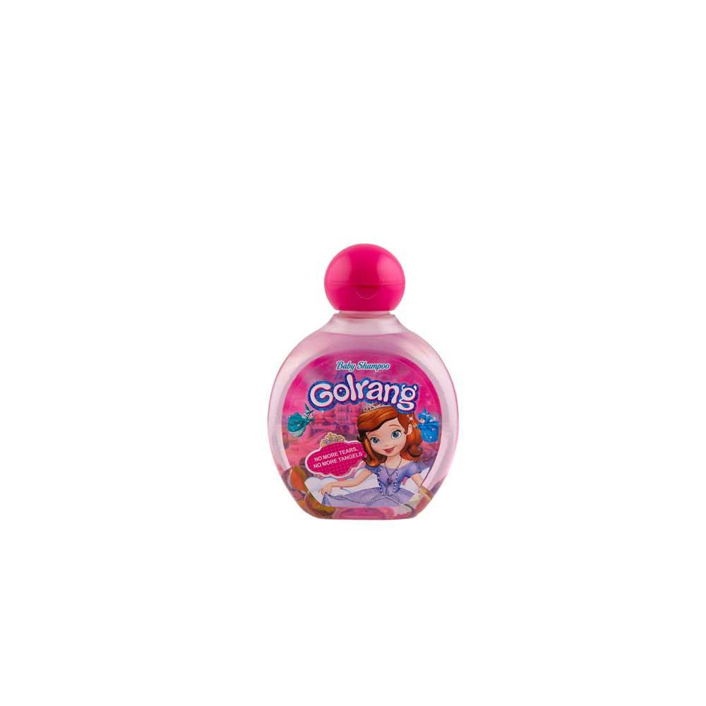شامپو بچه گلرنگ مدل Pink مقدار 210 گرم